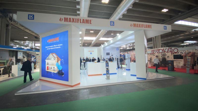 STAND MAXIFLAME A PROGETTO FUOCO1