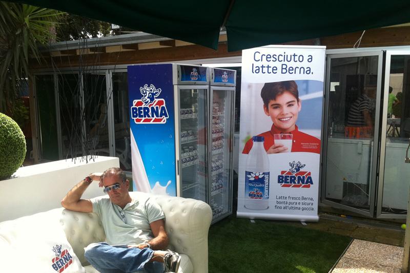 LATTE BERNA TENNIS LIFE CUP