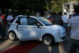 Evento NUOVA FIAT 500