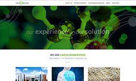 On-line il nuovo sito della Capua Bio Services
