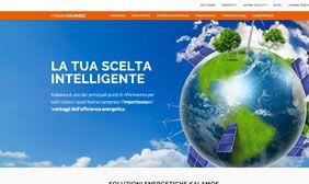 Nuovo sito Kalamos S.r.l.