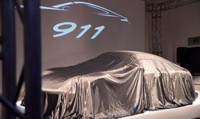Presentazione Nuova Porsche 911 Carrera