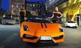 Presentazione Lamborghini Aventador LP 700-4