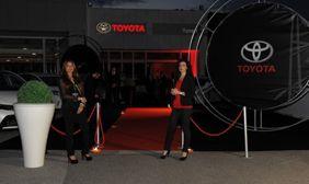 Evento Toyota Funari Napoli